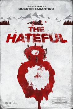 The Hateful Eight (2015) [750 x 1111]