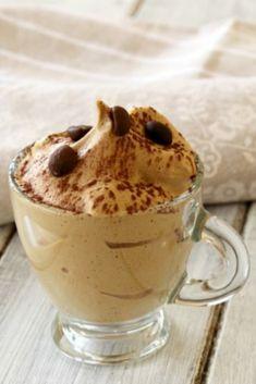 Crema Recipe, Delicious Desserts, Dessert Recipes, Mocha Cake, Breakfast Dessert, Frappe, Something Sweet, Mini Cakes, Parfait