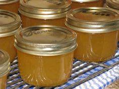 Meyer Lemon Jelly - Recipe Included.