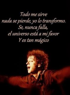 47 Grandes Frases que dejó Gustavo Cerati, ¡Gracias Totales! - Taringa! Rock Quotes, Quotes To Live By, Lyric Quotes, Me Quotes, Just For Today, Music Heals, Speak The Truth, Spanish Quotes, Love Songs