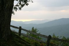 Cataloochee View it is amazing. It is also fun to hike!