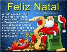 Que tenham um Feliz Natal cheio de amor e alegria.!... Filofax, Merry Christmas, Messages, Sayings, Quotes, Cards, Merry Christmas To All, Christmas Messages For Friends, Xmas