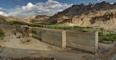 Gallery of How Rammed Earth Walls Were Given a New Lease of Life in Vernacular Himalayan Buildings - 5