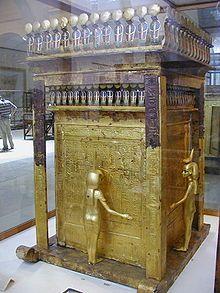 Templete canópico de Tutankamón