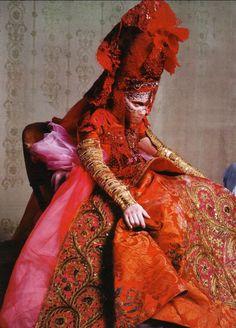 Madonna for W Magazine (2003)