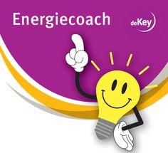 Word energiecoach! Door slimmer om te gaan met energie, valt veel geld te besparen op woonlasten. Bewoners kunnen elkaar daarbij helpen en inspireren. We zijn daarom op zoek naar bewoners die energiecoach willen worden. Kijk voor meer informatie op dekey.nl/energiecoach en meld u aan.