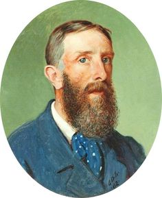 The Athenaeum - Self Portrait (George Dunlop Leslie - No dates listed)