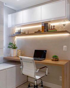 Home Office Furniture Design, Office Interior Design, Home Decor Furniture, Office Nook, Home Office Space, Home Office Decor, Tv In Bedroom, Home Decor Bedroom, Home Office Layouts
