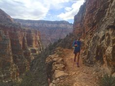 Interested in running the Grand Canyon rim-to-rim-to-rim?  Laura Lingeman shares some tips on how to make this a successful day!