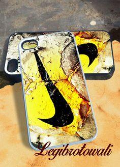 Nike soccer ball football iPhone 4/4s/5/5c/5s by LEGIBROTOWALI