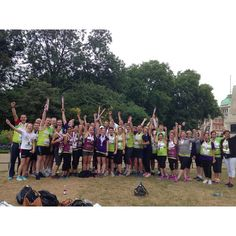 Team Teens Unite at the British 10k London Run