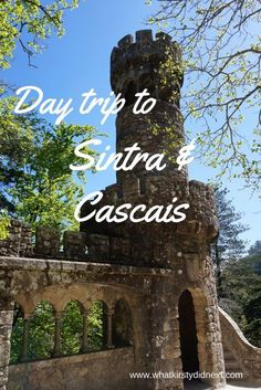 Day trip to Sintra and Cascais from Lisbon, Portugal