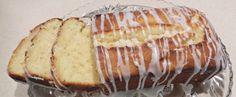 Recette : Cake aux citrons confits et son glaçage <3