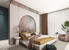 Modern Luxury Bedroom, Luxury Bedroom Design, Master Bedroom Design, Contemporary Bedroom, Luxurious Bedrooms, Home Bedroom, Bedroom Furniture, Classic Dining Room, Office Interior Design