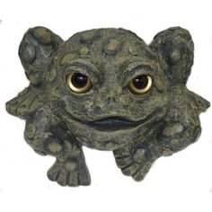 Toad Hollow Shelf Sitter Statue, Large 98555   The Home Depot