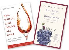 Natalie MacLean's musings about her wine travels, a great read.