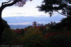 Fontaine de Saké au temple Kiyomizu de Kyoto