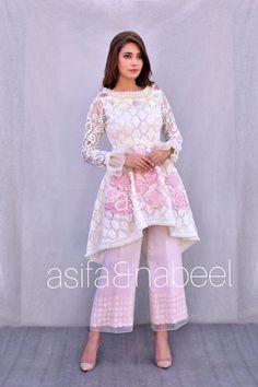 AsifaandNabeel Pakistani Wedding Outfits, Pakistani Dresses, Indian Dresses, Indian Outfits, Party Wear Dresses, Event Dresses, Nice Dresses, Indian Designer Outfits, Designer Dresses