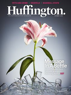 Message In A Bottle-What Couples and Doctors are Learning about IVF Huffington magazine   #infertility   #fertility   #IVF