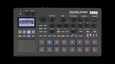 Just picked up this bad boy:New KORG Electribe Sampler