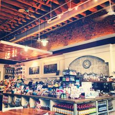 Urban Farmhouse Market & Cafe [There's a new one by my work and it's lovely.]
