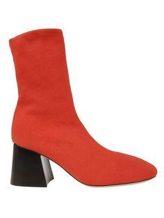 8bfe900cd548 CELINE Celine Mid Heel Ankle Boots.  celine  shoes