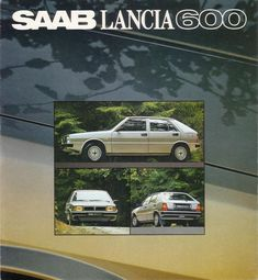The Saab-Lancia 600 is a rebadged Lancia Delta, sold by Saab after a deal with Lancia. The deal was a part of the co-operation between the Saab and the. Lancia Delta, Car Design Sketch, New Model, Fiat, Cars And Motorcycles, Cool Cars, Automobile, Abs, Vehicles