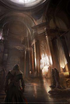https://www.behance.net/gallery/21955279/Assassins-Creed-Unity-Concept-Art