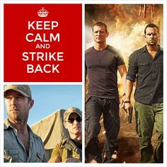 OK, so Strike Back is about as deep as a paddling pool, but if you want mindless bombs, boobs and guns it's just the ticket!