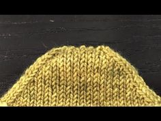 How to Kitchener Stitch - YouTube