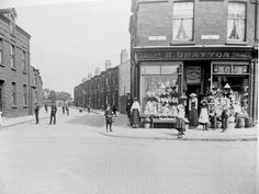 Melling Avenue, Aintree (1905)