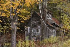 Old Vermont Sugar House 8 x 12 Print by NEKPhotography Cabin Fever, See Picture, Vermont, Great Places, New England, Wander, Pictures, Photos, Vacation