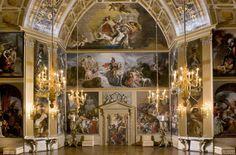 Huis Ten Bosch, Constantijn & Christiaan Huygens