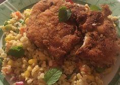 Tojásos-mexikói bulgur Fried Rice, Ham, Fries, Ethnic Recipes, Food, Bulgur, Hams, Essen, Meals