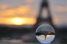 In my cristal Ball by julialartigue. @go4fotos