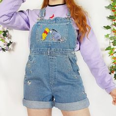 Dungarees, Overalls, Overall Shorts, Fashion, Trousers, Moda, Fashion Styles, Bib Overalls, Jumpsuits