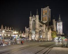 Chiesa di san Nicola a Gent (VisitGent) Fiandre