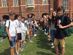 Ellos dicen que son el mejor grupo de #Britishsummer del #verano2015 Quien se encuentre que se etiquete o comente citándose!  Contadnos recuerdos de este momento Mirad nuestro Facebook que estamos colgando las fotos de todos los programas 2015 http://ift.tt/1PhX4ZH  #UK #GB #UnitedKingdom  #young #teenagers #boys #girls #city #english #inglés #idioma #awesome #Friends #verano #adventure #fun #college #School #ReinoUnido #RegneUnit