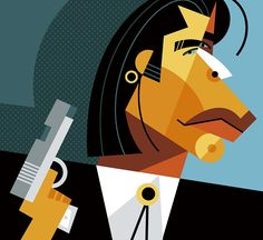 John Travolta by Pablo Lobato