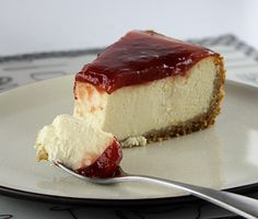 American Cheesecake #thermomix