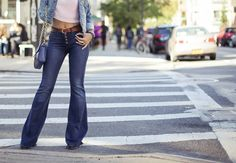 Denim Obsession - wearing #HudsonJeans thanks to @zappos #ootd #Fashion #Look #Style #Jeans #Outfit #Style #Details