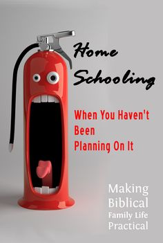 Emergency Homeschooling - MBFLP 180 - Ultimate Homeschool Radio Network