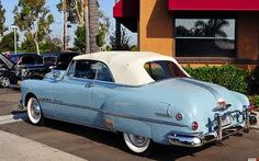 1950 Pontiac Chieftain Deluxe Convertible