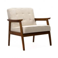 Mid-century Modern Club Chair - 1318723170