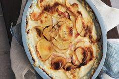 Creamy potato bacon bake main image