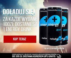 Do 15-go sierpnia za każde wydane 100 pln => http://www.kulturystyka.sklep.pl/Vitalmax,m28.html otrzymujesz energy drinka od #kulturystyka_sklep | #skleponline #gliwice #zadarmo #odżywki #masa #siła #rzeźba