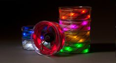 Light Up Dog Leash - in many great colors.
