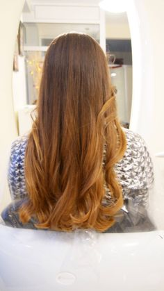 Ombre. #hairstyle #ombre