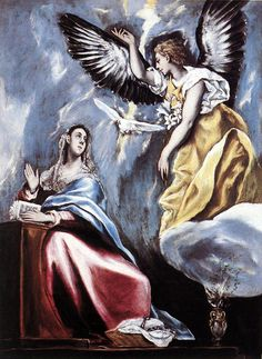 The Holy Trinity - El Greco - WikiPaintings.org