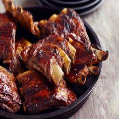 The Kitchen Whisperer Pressure Cooker Wings with Bourbon Honey BBQ Sauce Pressure Cooker Wings, Pressure Cooker Recipes, Pressure Cooking, Slow Cooker, Pot Roast Recipes, Beef Recipes, Cooking Recipes, Cooking Pork, Smoker Recipes
